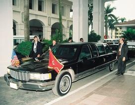 Những tình huống bất ngờ trong chuyến công du của Tổng thống Mỹ đến Việt Nam