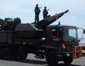 Sức mạnh hệ thống phòng thủ tên lửa Indonesia triển khai ở Biển Đông