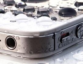 iPhone bị vào nước khắc phục thế nào?
