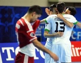 Tuyển futsal Việt Nam nhận tin vui trước cuộc đọ sức với Iran
