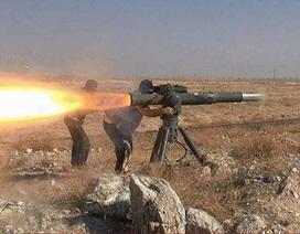 Lầu Năm Góc xác nhận quân đội Mỹ bị IS tấn công bằng vũ khí hóa học