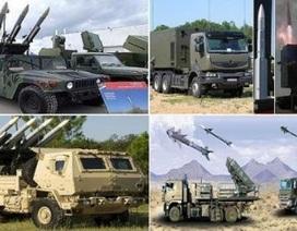 IS chế tạo tên lửa đất đối không và xe đánh bom tinh vi
