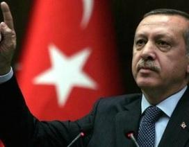 IS pháo kích sang Thổ Nhĩ Kỳ: Chiêu cao của Erdogan?