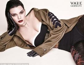 Kendall Jenner liên tục lên bìa tạp chí Vogue