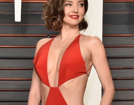 Váy cắt xẻ quá bạo của dàn sao tại tiệc hậu Oscar