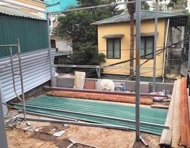 Hà Nội: Dân khốn đốn vì chủ tịch phường ra văn bản trái luật
