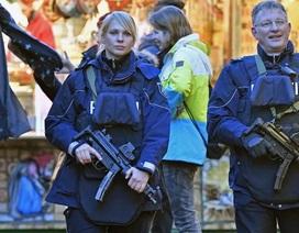 Châu Âu với nỗi lo tấn công khủng bố dịp Giáng sinh