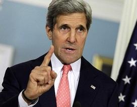 Mỹ ra tối hậu thư cho Nga về hợp tác ở Syria