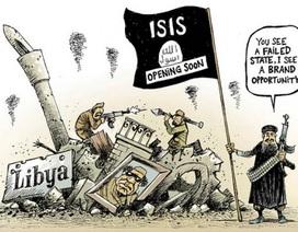 """""""Kế hoạch B"""" của IS"""