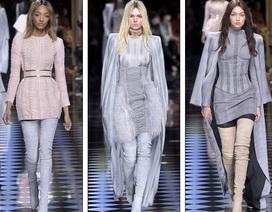 Dàn siêu mẫu cuốn hút tại tuần lễ thời trang Paris