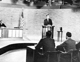 """Tổng thống Kennedy """"tiên tri"""" việc truyền thông lũng đoạn bầu cử Mỹ"""