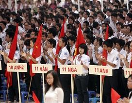 Đạt học sinh giỏi 3 năm THPT được vào thẳng ĐH Quốc gia Hà Nội?
