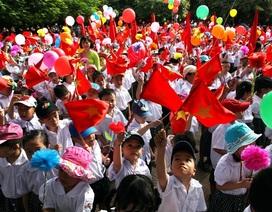 Học sinh tựu trường sớm nhất vào ngày 1/8/2016