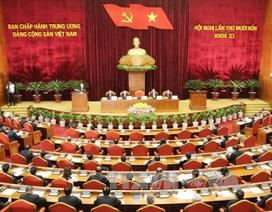 Bộ Chính trị công bố đề cử 4 chức danh lãnh đạo chủ chốt khóa tới