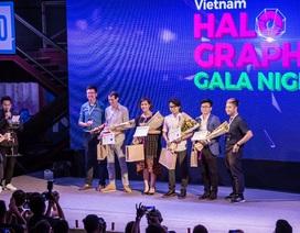 Halography Vietnam 2016 - Những người thiết kế không ngừng sáng tạo