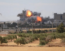 """Liên quân ra tối hậu thư 48 giờ để IS buông súng, """"nộp thành"""""""