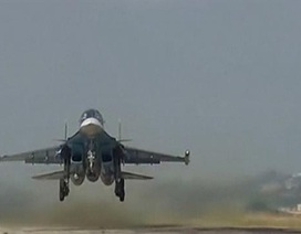 Nga phớt lờ Mỹ, tiếp tục không kích quân nổi dậy Syria?