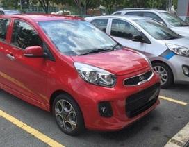 Kia Picanto mới đã đến Malaysia