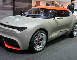 KIA chuẩn bị ra đối thủ cạnh tranh Mazda CX-3