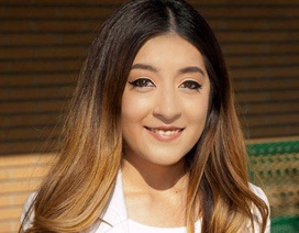 Cô gái 9X gốc Việt xinh đẹp tranh cử nghị viên thành phố ở Mỹ