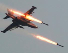 Nga bất ngờ tăng cường lực lượng không kích ở Syria
