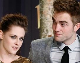 Kristen Stewart cảm thấy ngột ngạt khi yêu Robert Pattinson