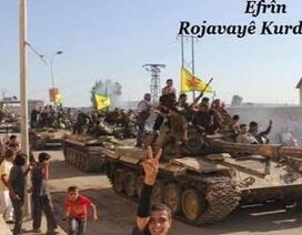 Lá bài người Kurd: Mỹ cầm đằng chuôi, Nga-Syria nắm đằng lưỡi