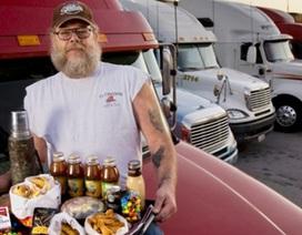 Lái xe tải đường dài nghề nguy hiểm nhất ở Mỹ
