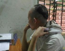 Giám đốc bắt trói người tình trẻ, rồi cắt tóc, xăm chữ lên bụng vì ghen