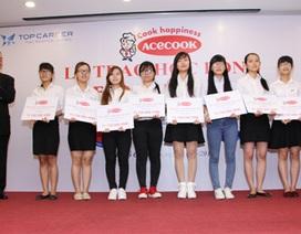 Thành tích đáng nể của những sinh viên nhận học bổng từ công ty Nhật Bản
