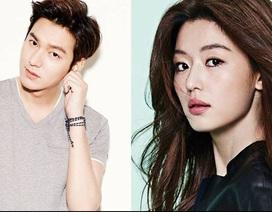 """Lee Min Ho sắp cặp đôi với """"cô nàng ngổ ngáo"""" Jeon Ji Hyun"""