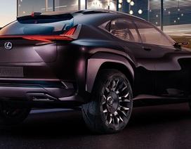 Lexus chuẩn bị ra mắt crossover mới