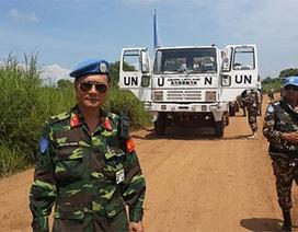 Việt Nam chuẩn bị cử sĩ quan cảnh sát tham gia gìn giữ hòa bình