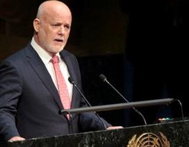 Đại hội đồng Liên Hợp Quốc có tân Chủ tịch