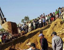 Sập mỏ khai thác ngọc kinh hoàng tại Myanmar khiến 20 người tử vong