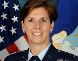 Mỹ chính thức có nữ chỉ huy bộ tư lệnh tác chiến đầu tiên