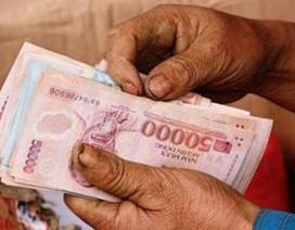 Sắp ban hành Nghị định tăng 8 % lương cho người nghỉ hưu từ 1/1/2015-30/4/2016