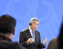 Thủ tướng Singapore: Mỹ nên xây dựng quan hệ tổng thể khi giải quyết vấn đề Biển Đông