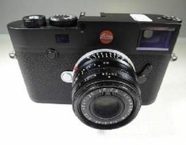 Máy ảnh Leica M10 bất ngờ lộ ảnh thật