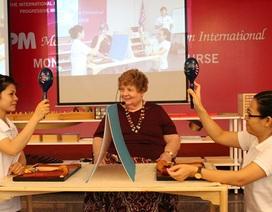 Nở rộ trung tâm đào tạo giáo viên Montessori tại Việt Nam