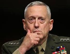 Lộ diện Bộ trưởng Quốc phòng Mỹ dưới thời Tổng thống đắc cử Trump