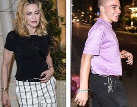 Madonna hạnh phúc khi được đoàn tụ với con trai