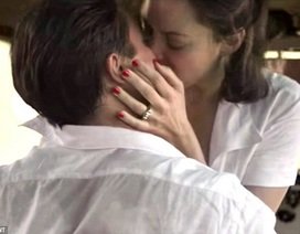 Minh tinh Pháp đau khổ khi bị đồn hẹn hò Brad Pitt
