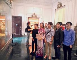 Người nối nhịp cầu văn hóa cho tiếng Việt
