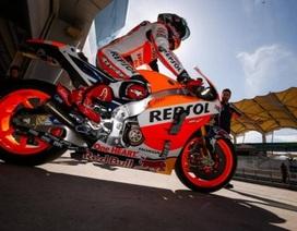 MotoGP 2016 bước vào ngày chạy thử đầu tiên