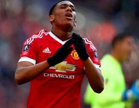 MU quyết không để Martial rời khỏi Old Trafford
