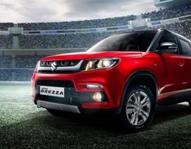 Suzuki Vitara đắt hàng ở Ấn Độ