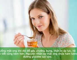 7 sai lầm nhiều người thường mắc khi uống mật ong