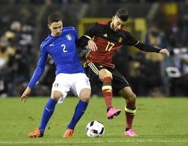 Bảng E - Euro 2016: Italia và cuộc đấu khốc liệt tại bảng tử thần