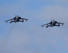Không quân Anh tiếp tục dội bom diệt IS ở Raqqa, Syria